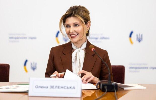 Елена Зеленская, фото с Instagram