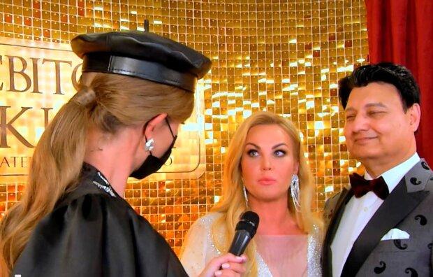 Камалія з чоловіком / скріншот з відео