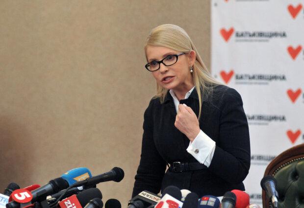 Юлія Тимошенко, Уніан