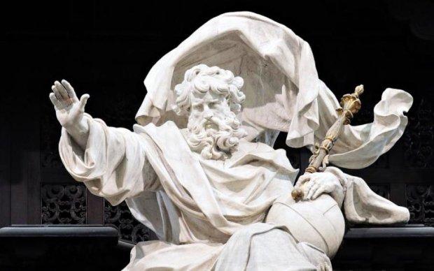 """Археологи знайшли частину """"тіла Бога"""""""
