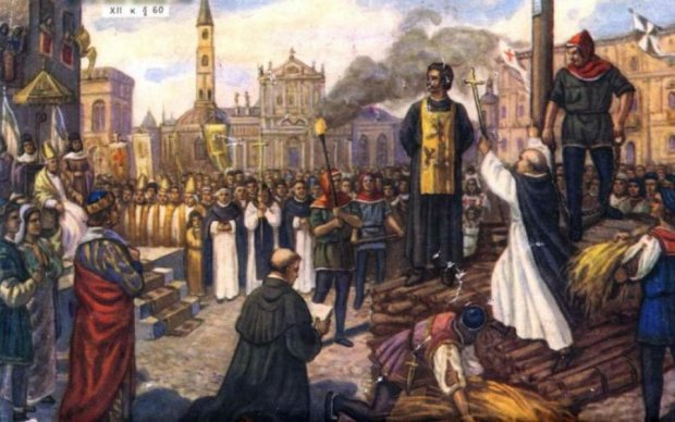 Ученый и монах Джордано Бруно: пророк в своем отечестве