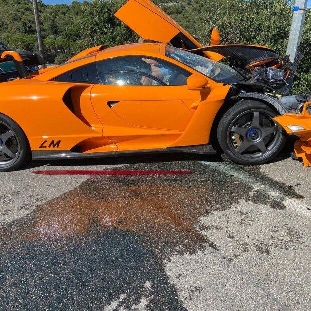 McLaren Senna LM Owned