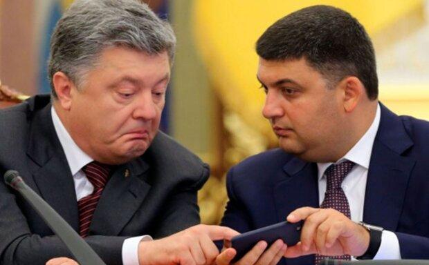 """Будущее Порошенко и Гройсмана за прилавком рассмешило украинцев: """"Обвесят и глазом не моргнут, профи"""""""