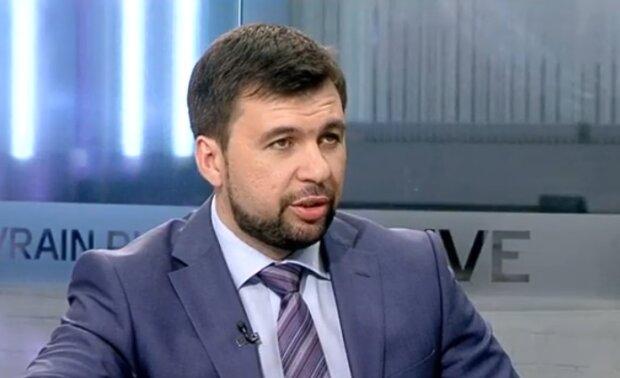 """Украинцы добрались до главы """"ДНР"""" Пушилина: на его сайте отметились """"Правый сектор"""" и """"Миротворец"""""""