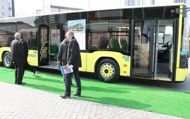 Без расходов и выхлопов: в Киеве заметили новый экологический транспорт