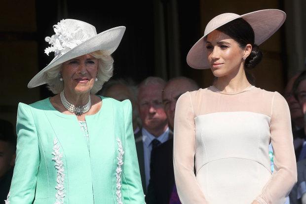 Жена принца Чарльза резко поставила Меган Маркл на место: ты не актриса, которая играет роль