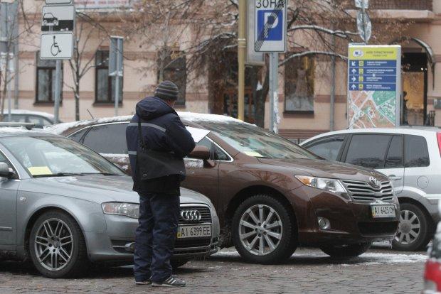 """Парковка превратится в настоящее испытание: на украинские улицы вышли """"надзиратели"""""""