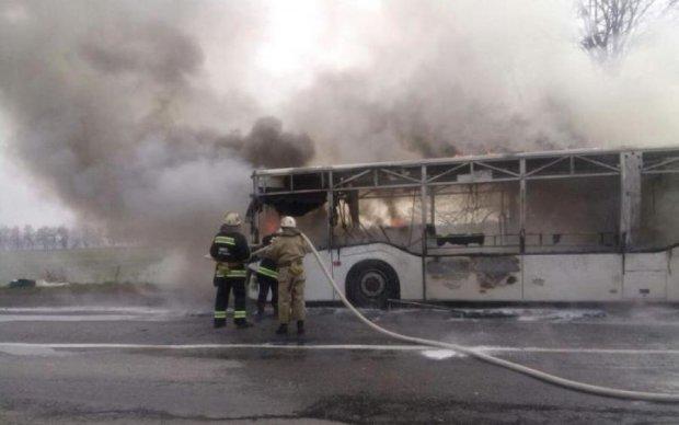Автобус из ада: полсотни человек заживо сгорели в один миг