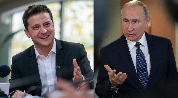 Главное за день 9 декабря: за Украину заступилось полмира, Зеленский пожал руку Путину, и президенту РФ это понравилось