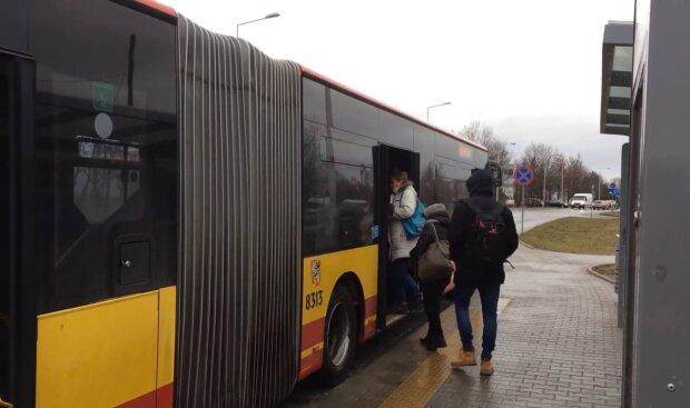 автобус / скріншот з відео