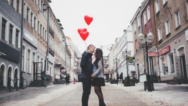 День святого Валентина, фото: Информатор Киев