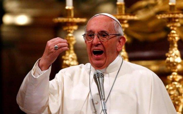 Не существует: заявление Папы Римского потрясло весь мир
