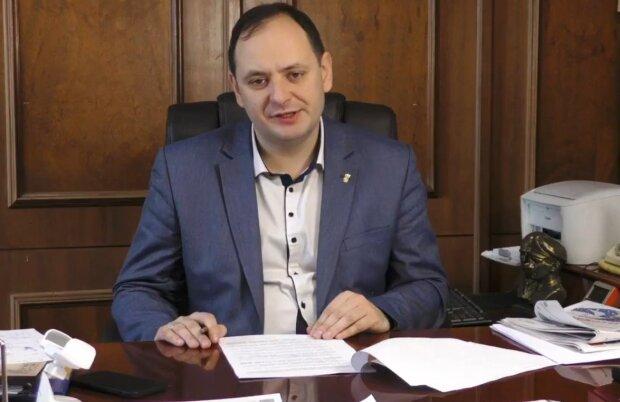 Руслан Марцінків, кадр з прямого ефіру: Facebook