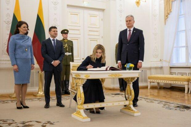 Битва перших леді: Олена Зеленська зробила незвичайний вибір у Литві, такого в Європі не бачили вже давно