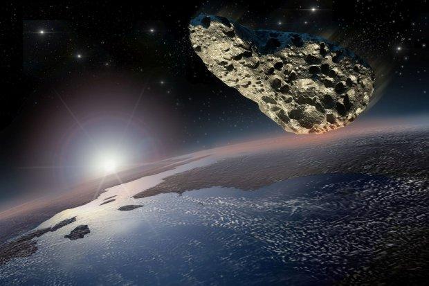 До Землі несеться астероїд розміром з будинок: людству залишився тиждень
