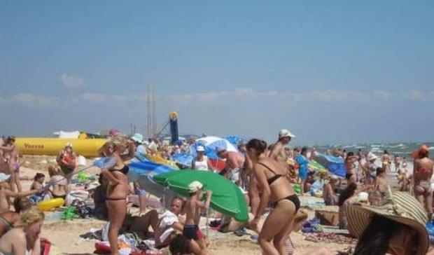 Херсонские пляжи стали альтернативой Крыму