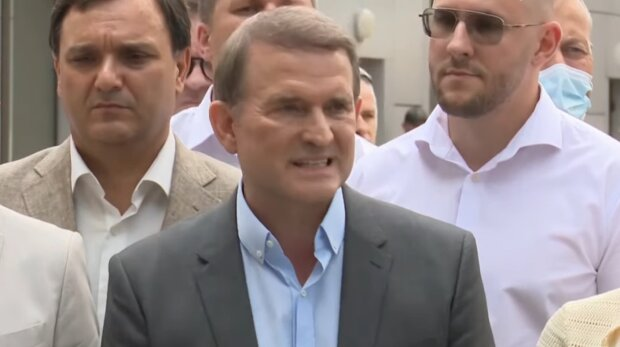 Віктор Медведчук, скріншот з відео
