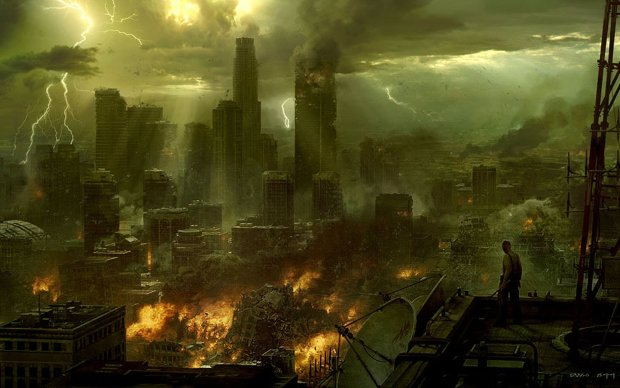 В Біблії знайшли дату Третьої світової: Росія і Китай атакують США, людство загине