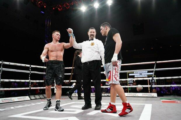 Артур Кішенко виграв дебютний бій у професійному боксі, twitter.com/Matchroom_ESP