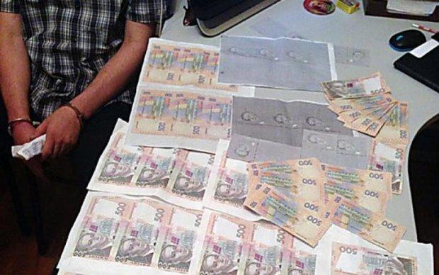 Украинские фальшивомонетчики поразили оперативностью