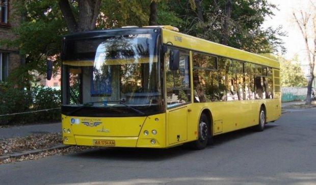 Київський автобус отримав додаткову зупинку