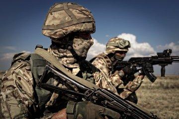 ВСУ зрівняли з землею військову техніку бойовиків і взяли під контроль лінію розмежування