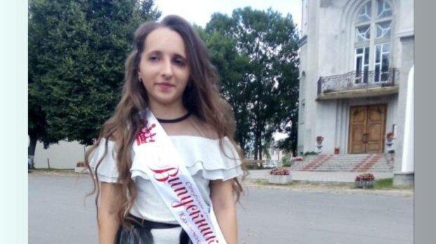 Диана Стефанов из Тернопольской области, фото: Социальные сети