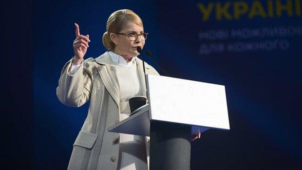 """""""Нам нужно поддержать Зеленского. Ему тяжело держать удар"""": Тимошенко рассказала об импичменте"""