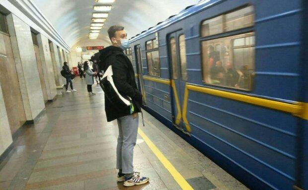 Киевское метро, скриншот видео