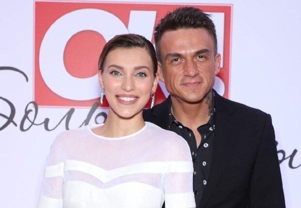 Регина Тодоренко и Влад Топалов, фото с Instagram