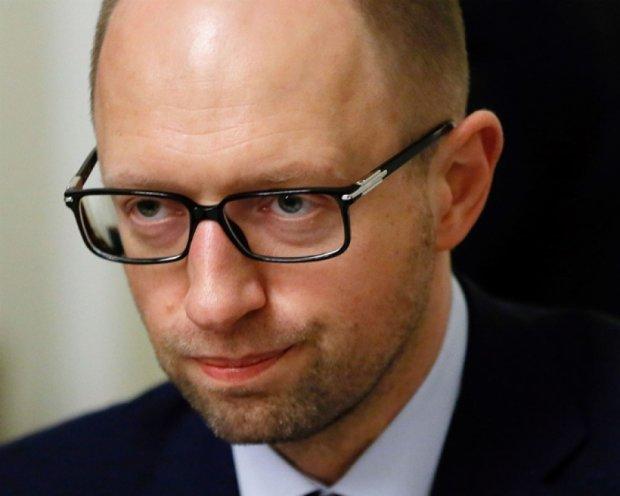 """Яценюк хоче заборонити випускати високопосадовців """"під копійчані застави"""""""