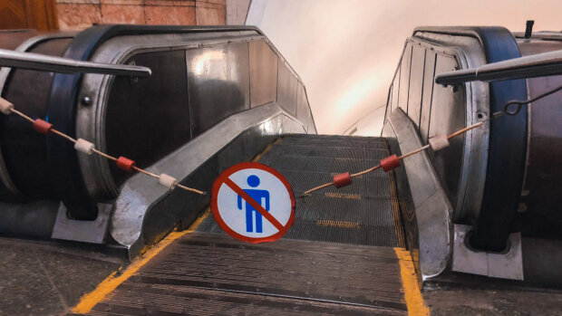 У київське метро увірвалися десятки людей зі зброєю: частина станцій заблокована, що відбувається