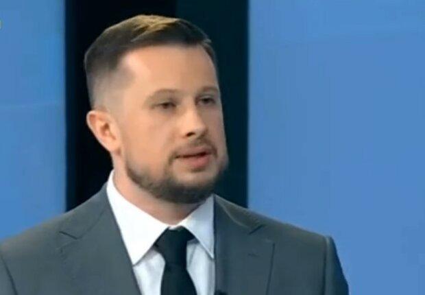 Андрей Билецкий, скриншот YouTube
