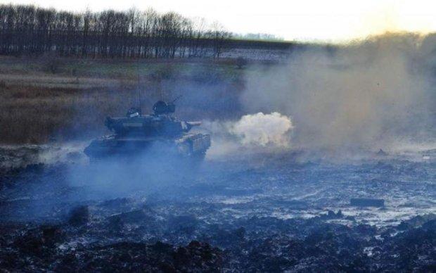 Сутки в АТО: украинские воины оказались в эпицентре ада