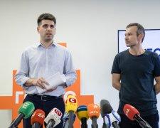 """Святослав Вакарчук, лідер партії """"Голос"""""""