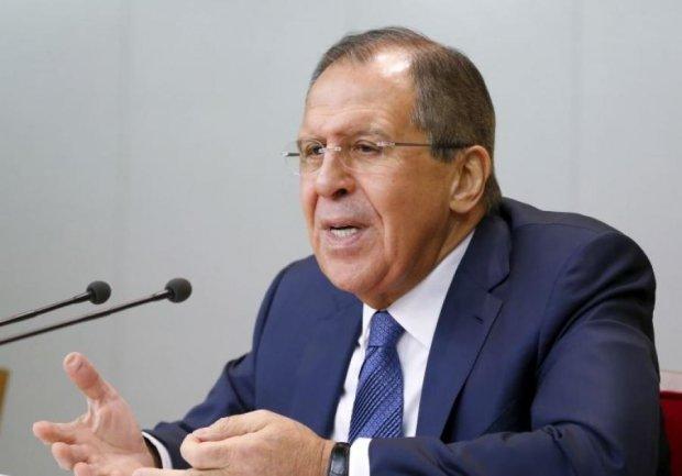 Лавров разразился истерикой из-за расширения санкций