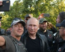У серпні 2019 Путін відвідував байкерський фестиваль в Криму