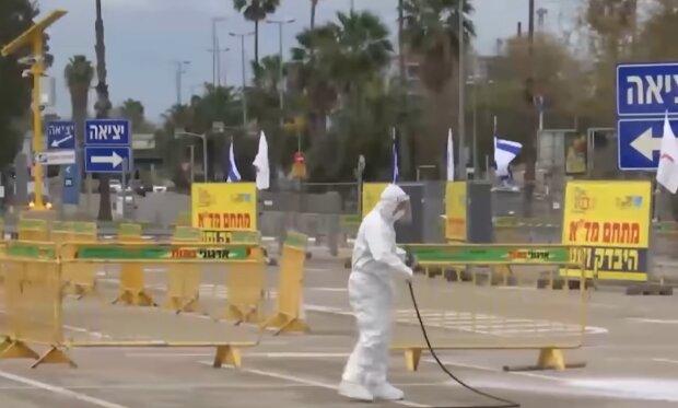 Коронавірус, кадр з відео