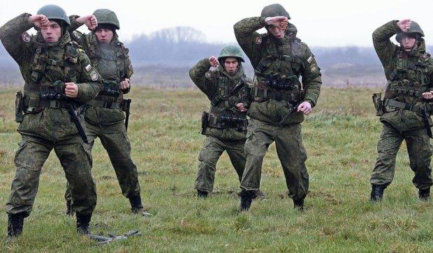 Російські морпіхи–жебраки відправляться до Сирії