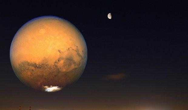Ученые создадут для космонавтов имитацию Луны и Марса