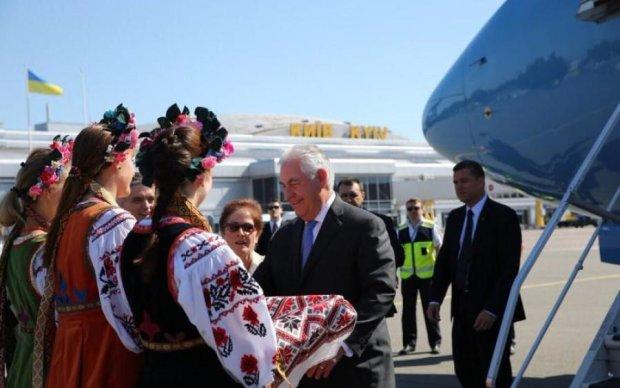 Встреча Порошенко с Тиллерсоном: как изменятся отношения Украины и США