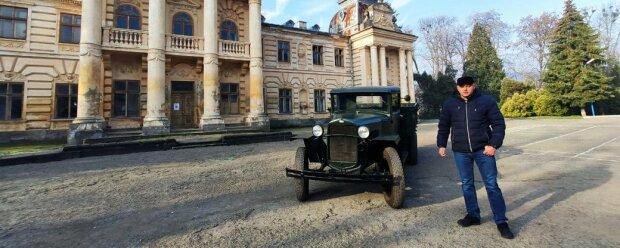 Реставрация авто, фото: Суспильне