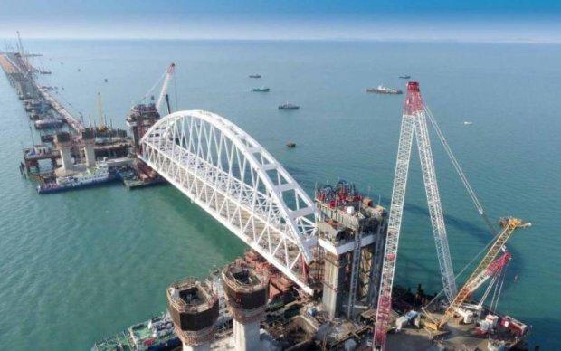 """Ошибка"" на миллиарды: Керченский мост оказался непригоден"