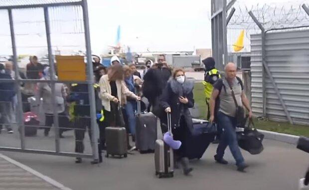 Пассажиры, скриншот: YouTube