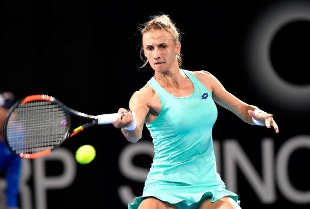 Цуренко победила в Брисбене самую неудобную соперницу украинок