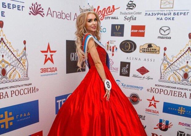 Королева России - 2019 Элина Воронцова, фото МедіаКалібр