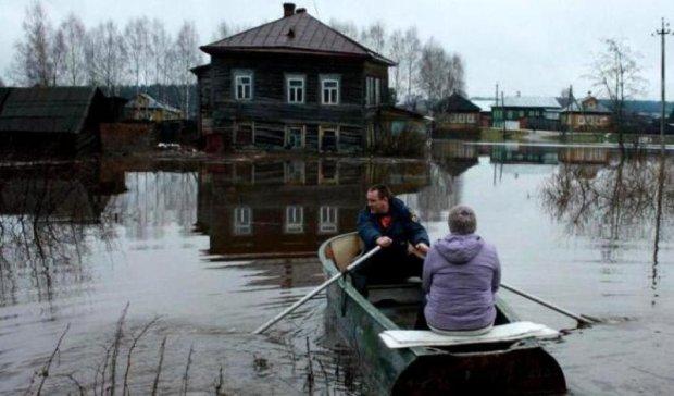 Сразу в трех регионах Украины ожидаются сильные наводнения