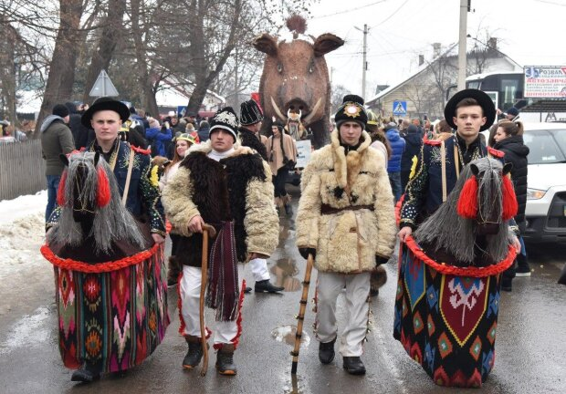Старий Новий рік в Україні буде зі снігом, фото unian
