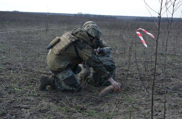 Донбасс, фото: пресс-служба ООС