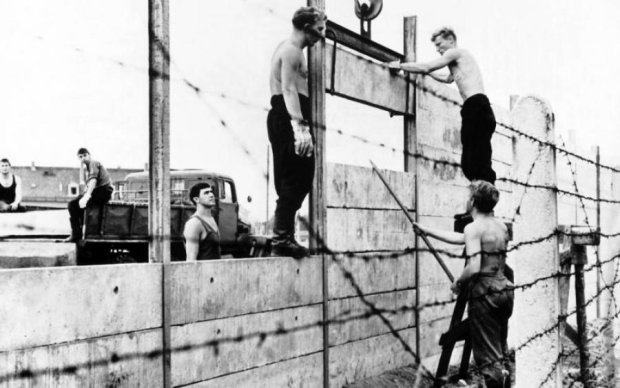 Ганебна стіна: хто і навіщо розділив Берлін